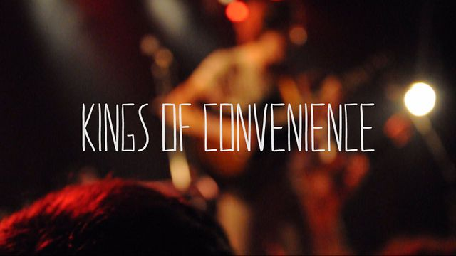 Kings Of Convenience - La Trastienda Club - 5/12/2011