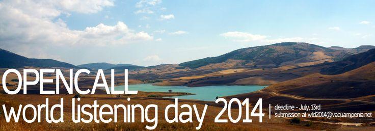OPENCALL #WLD2014