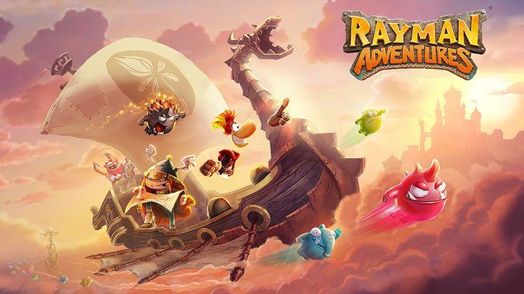 Ubisoft lanza el primer Rayman para el Apple TV - http://www.actualidadiphone.com/ubisoft-lanza-el-primer-rayman-para-el-apple-tv/