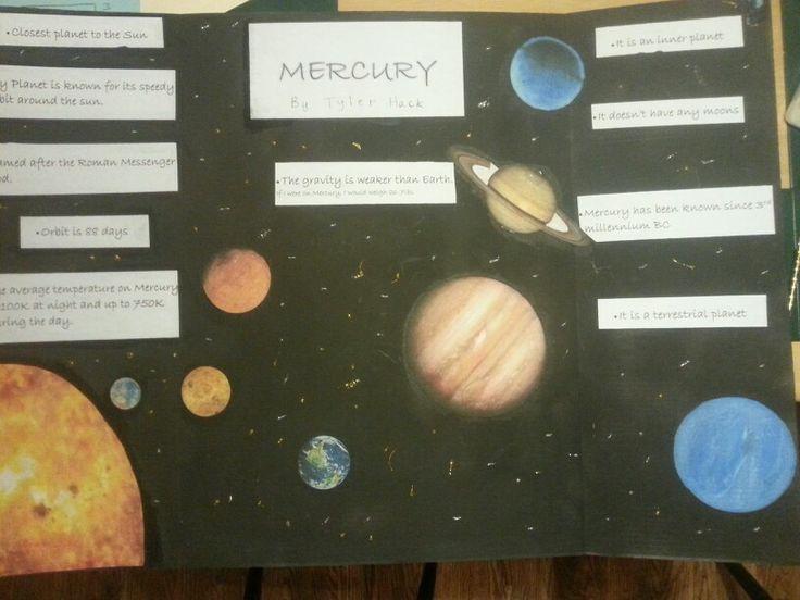 third grade solar system project - photo #43
