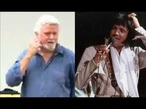 """ELVIS ARON PRESLEY ALIVE HAD BECOME PASTOR """" SERMON """"THE WILL OF GOD IS TO ''ASK' BY SKUTNIK MICHEL - YouTube"""