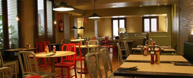 Entre las mejores hamburgueserías de Madrid New York Burguer | Blog de Moda, viajes y ocio. Más en: http://www.esta-de-moda.es/restaurantes-discotecas-bares/restaurantes/mejores-hamburgueserias-madrid-new-york-burguer/