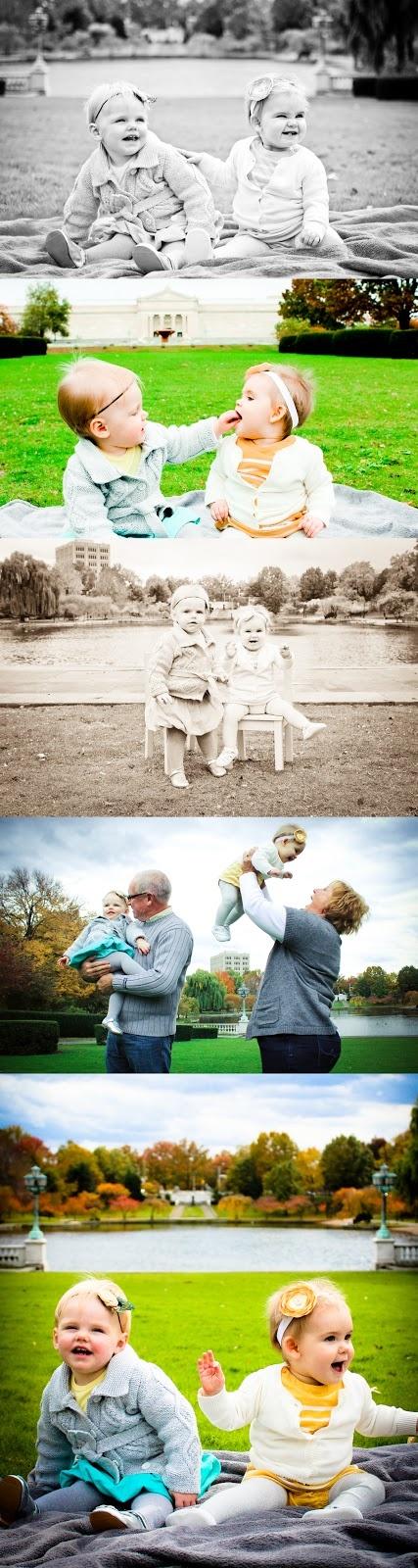 Brittany Gidley Photography: Ella & Chloe {Cleveland Toddler Photography} www.brittanygidleyphotography.com