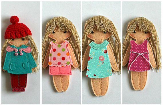 TomToy Filz Papier Puppe Starter-set mit 6 Outfits. Diese Puppe stammt ursprünglich aus TomToy Puppenhaus http://etsy.me/2rKfGNg und jetzt gibt es separat aus dem Buch. BEINHALTET: ● Puppe ● zwei Kleider ● Pyjamas ● Mantel ● Hut ● Hose Oder jeder andere benutzerdefinierte Outfits tragen, nur eine Anmerkung zu bestellen bei speziellen Wünschen. Wählen Sie mehr Kleider zu vervollständigen das Set von http://etsy.me/2lq9iFH Bitte beachten SIE: Während das Design ä...