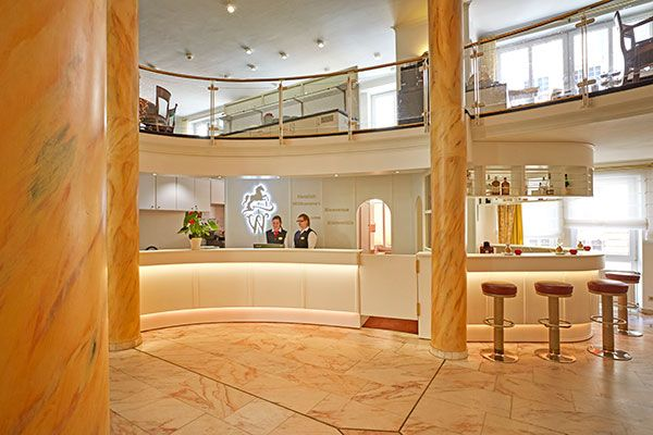 Lobby | H+ Hotel Stade Herzog Widukind