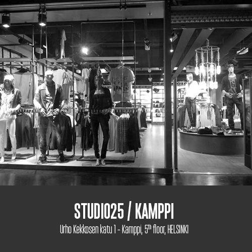 #Studio25Finland #Kamppi
