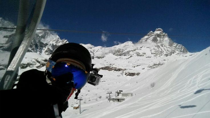 #Matterhorn #gopro