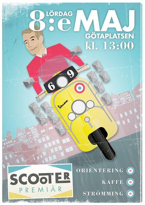 scooter meet in Gothenburg: Vespa Addict, Dear Sweden, Life, Vida Vespa, Scooter Meet, Vava Vroom