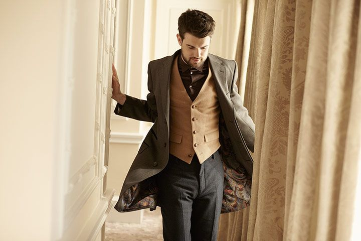 Jack Whitehall. Handsome, well-dressed, and hilarious. I'll take one to go please.