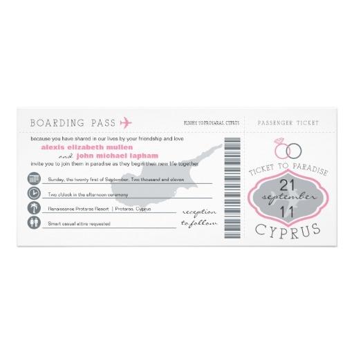 46 best Boarding pass images on Pinterest Boarding pass - boarding pass template