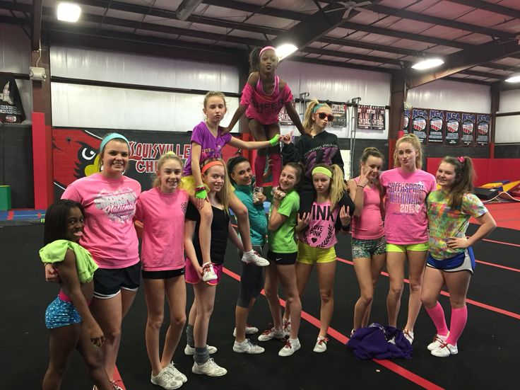 80's theme cheer practice | Cheer Ideas | Cheer practice ...