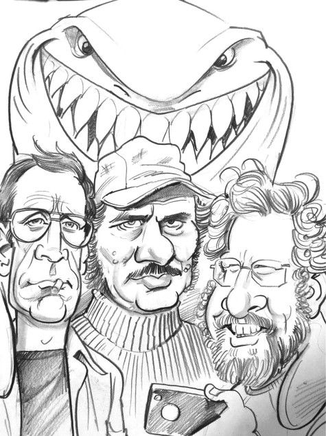 Jaws Coloring Pages Goodmorningwishes