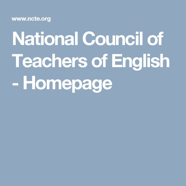 1.National Council of Teachers of English  2. This website provides ample of examples of lesson plans, activity ideas, and new methods for various topics in the literacy field. There are also articles on current events and issues that influence literacy learning in the classroom. 3. When preparing for a lesson I could find lessons similar to the one I am teaching to find alternate ideas and possible classroom tasks for students. I can also use it to keep up to date on current educational…