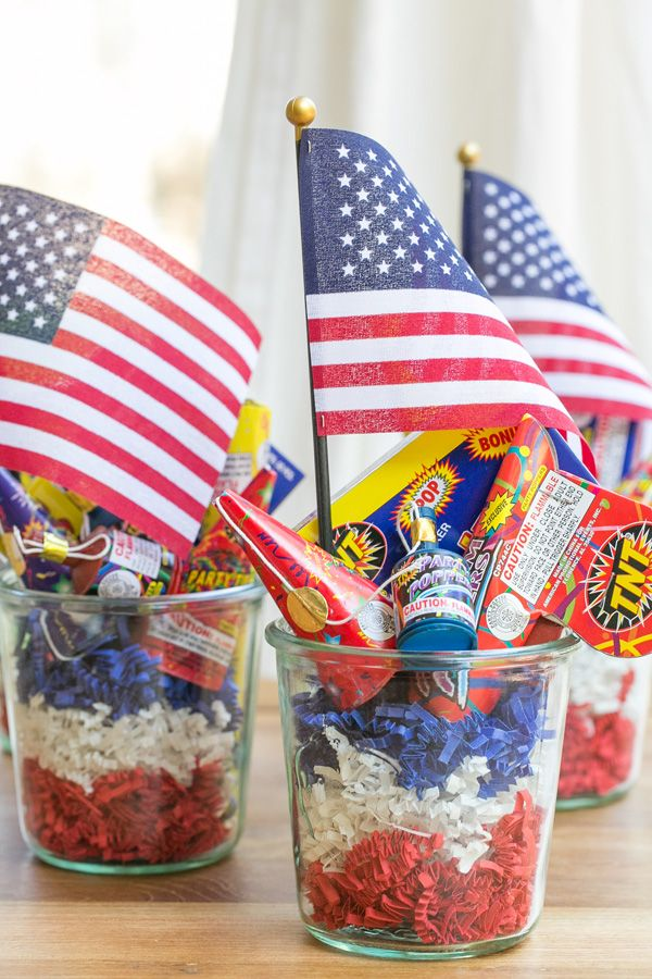 Easy Entertaining Ideas For The 4th Of July July 4th
