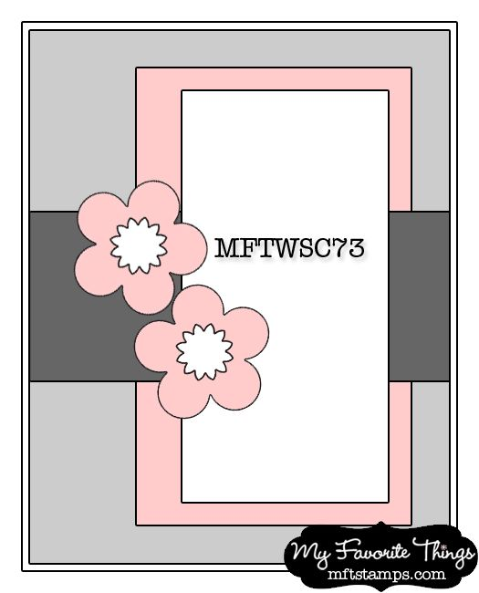 Card Making Layouts Ideas Part - 45: MFT Wednesday Stamp Club Sketch · Sketch InspirationCard SketchesScrapbook  SketchesScrapbooking LayoutsCard DesignsCardmakingCard IdeasSweetest ...