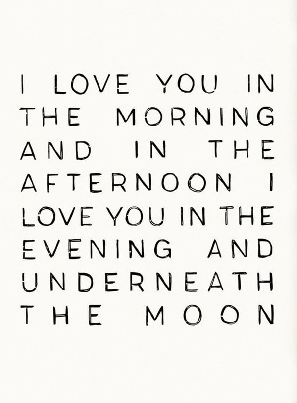 Simple Love Quotes Custom 384 Best Romantic Love Quotes Images On Pinterest  The Words