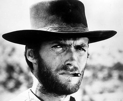 Clint Eastwood - The Good, the Bad and the Ugly (Sergio Leone, 1966)