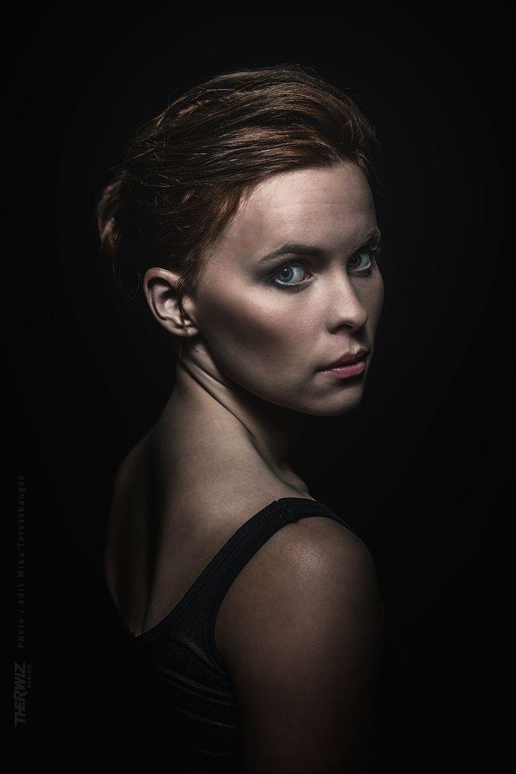 Model, actor Emma-Sofia Hautala. Photo and Photoshop by Mika Tervaskangas. #Therwiz #EmmaHautala #EmmaSofia #TherwizDesign
