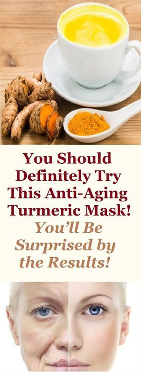 YOU SHOULD DEFINITELY TRY THIS ANTI-AGING TURMERIC MASK! YOU'LL BE SURPRISED BY THE RESULTS! YOU SHOULD DEFINITELY TRY THIS ANTI-AGING TURMERIC MASK! YOU'LL BE SURPRISED BY THE RESULTS! If you are one of those women that dream of nice looking skin you should definitely add turmeric as an ingredient for skin treatment. This ingredient will help you make your skin look young and tighten without actually causing any side-effects.