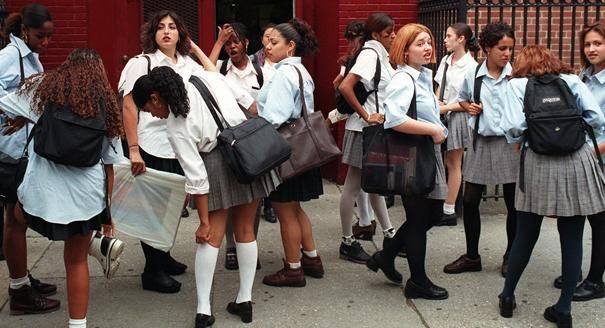 Military Boarding Schools New York girls | An all-girls school in New York is pictured. | AP Photo