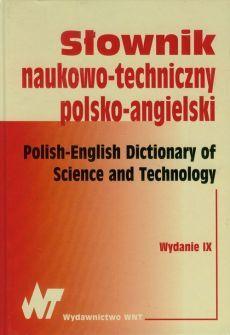 Słownik naukowo-techniczny polsko-angielski - Outlet