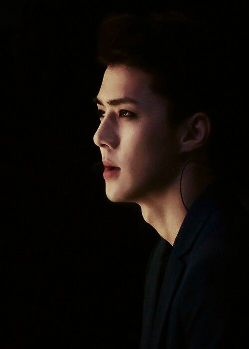 Sehun legit makes me want to cry on a daily basis