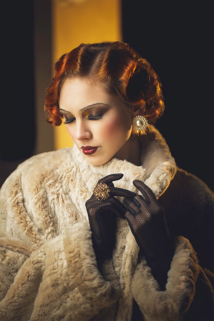 """""""In the early '20s, with the war over, there was a period of celebration, and you can see it in the fashion."""" - Michelle Dockery 20's style Make-up: Dana Eliza Serdean Dana Serdean Make-up Artist Hair: Alin Cires Hairstyle by Alin Cires Photo credit: Dan Peret Amazing Visuals Location: Continental Hotel, Cluj-Napoca Model: Madalina Zlamparet"""
