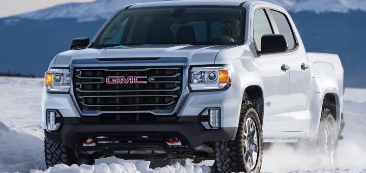 2021 Gmc Canyon Comes With Updated Trims In 2020 Gmc Canyon Gmc