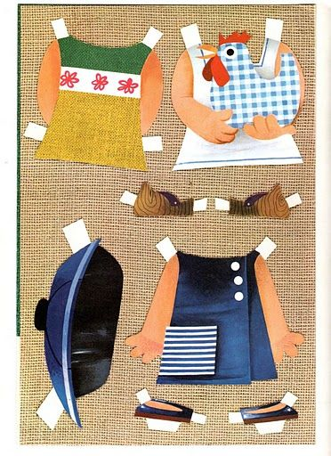 29 best PAPER DOLL images on Pinterest | Paper, Picasa and Knitting