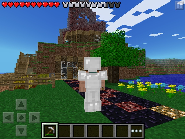 Minecraft Pocket Edition 0.8.0 Apk Download / Baixar grátis 2