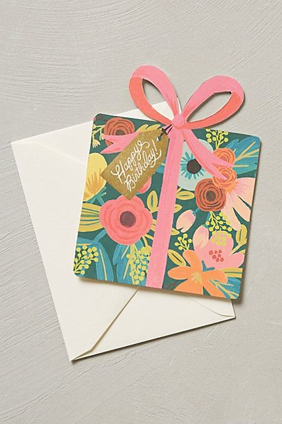 birthday present card | buy it: http://rstyle.me/n/vrv6zsque