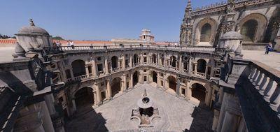 Tomar - Convento de Cristo entre os monumentos mais visitados no 1º semestre de 2016