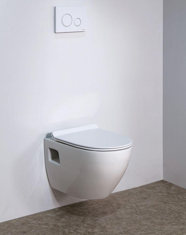 Подвесной унитаз - это очень удобно! Легко создавать чистоту в санузле, а еще много пространства вокруг и под ним, что визуально увеличивает ванную комнату.  Рекомендуем обратить внимание на модель унитаза BelBagno (Италия) Sfera-T с омывом по всему периметру чаши и лаконичным дизайном - за такой моделью очень просто ухаживать.  И всего за 7 878 руб. https://goo.gl/qx2LaZ  #итальянскаясантехника#сантехника#санузел#ванная#ваннаякомната#унитаз#подвеснойунитаз#маленькаяваннаякомната…