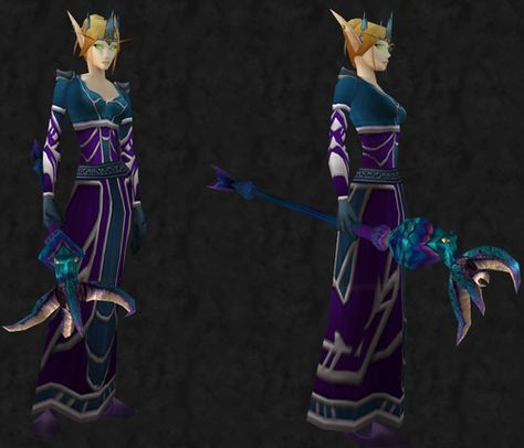 Best 25 mage transmog sets ideas on pinterest mage transmog set revolved around medusoid staff request from saucydruidview ccuart Images