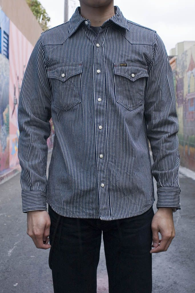 8 Best Hickory Stripe Clothes Images On Pinterest Male
