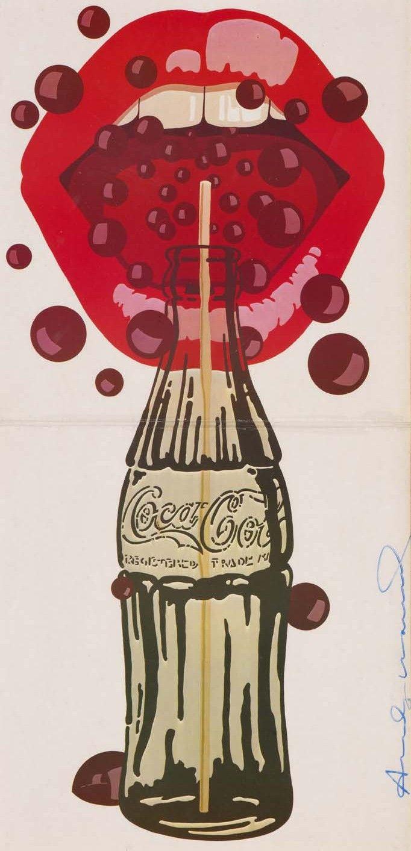 andy warhol pop art coca cola - photo #18