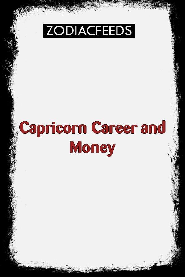 Capricorn Career and Money #astrology #leo #gemini #taurus #scorpio