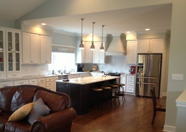 Choosing Colors in a Virtual Kitchen Design - The Decorologist