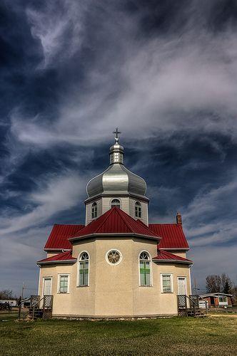 Saint Mary's Ukrainian Catholic Church,  Alberta, Canada