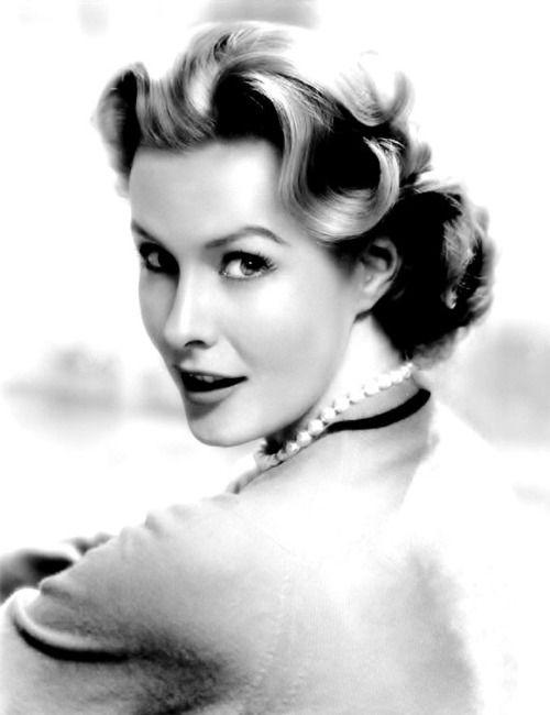 Dina Merrill, late-1950s.
