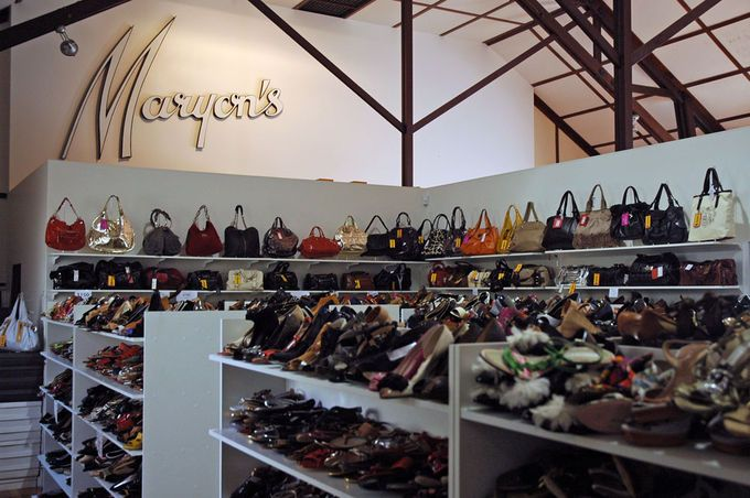 Maryon's Shoes Clearance Store Rosalie