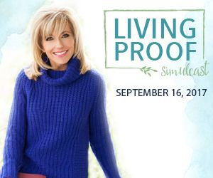 Living Proof Live Simulcast - LifeWay Christian Resources