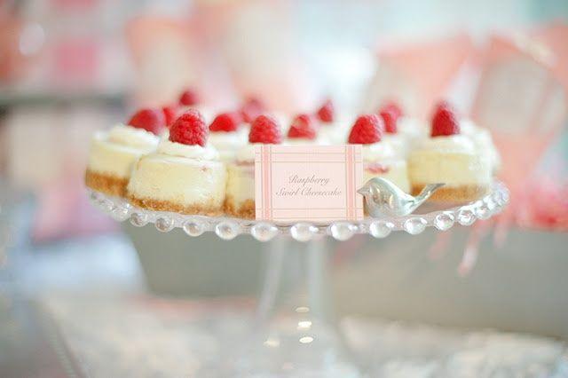 mini cheescackes christmas  | Mini Cheesecakes | Christmas Open House