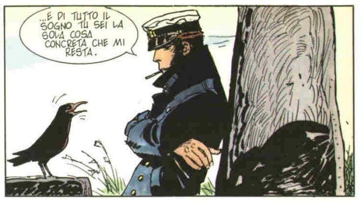 Corto Maltese (Hugo Pratt) - Sogno di un mattino di mezzo inverno