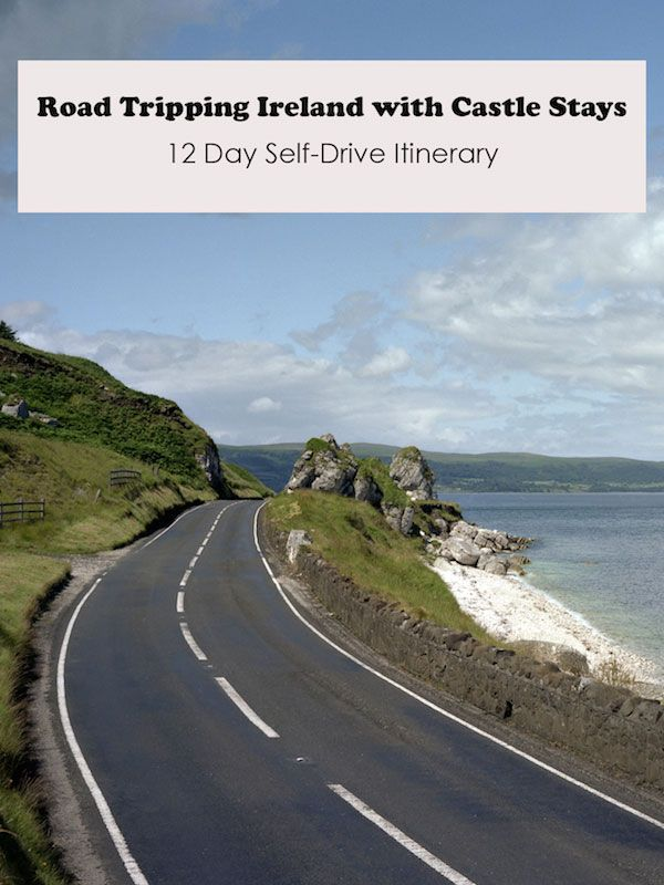 Road tripping Ireland with Castle stays - 12 day self-drive itinerary ~ via HolidaysToEurope.com.au