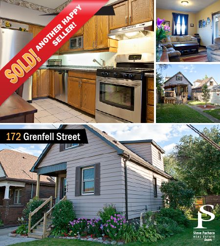 SOLD!  Another Happy Seller! www.stevepacheco.com