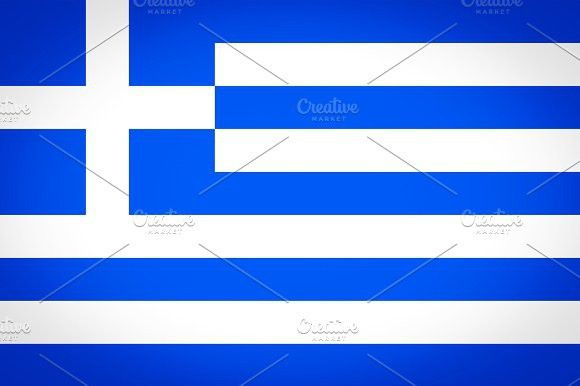 Flag of Greece. Europe #flags