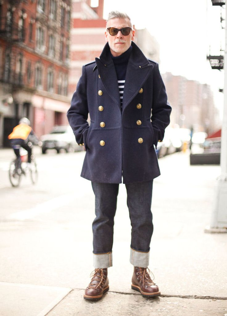 Style File Saturday: Nick Wooster