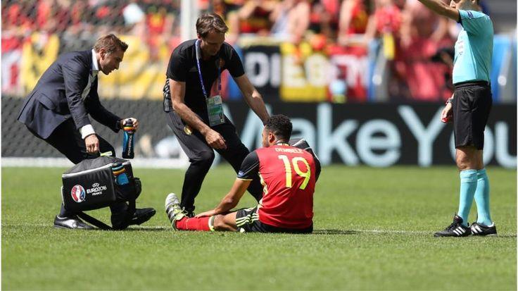 BILD zeigt Ihnen, wo es wehtut |Hier verletzen sich Fußballer am häufigsten - Fussball - Bild.de