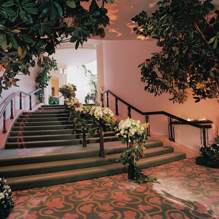 Photograph by: John Solano  |  Floral Design by: The Hidden Garden  |  Consulting by: Levine Fox Events  |  Venue: The Beverly Hills Hotel